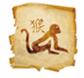 apan kinesiskt horoskop
