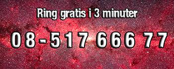 gratis spådom telefonnummer