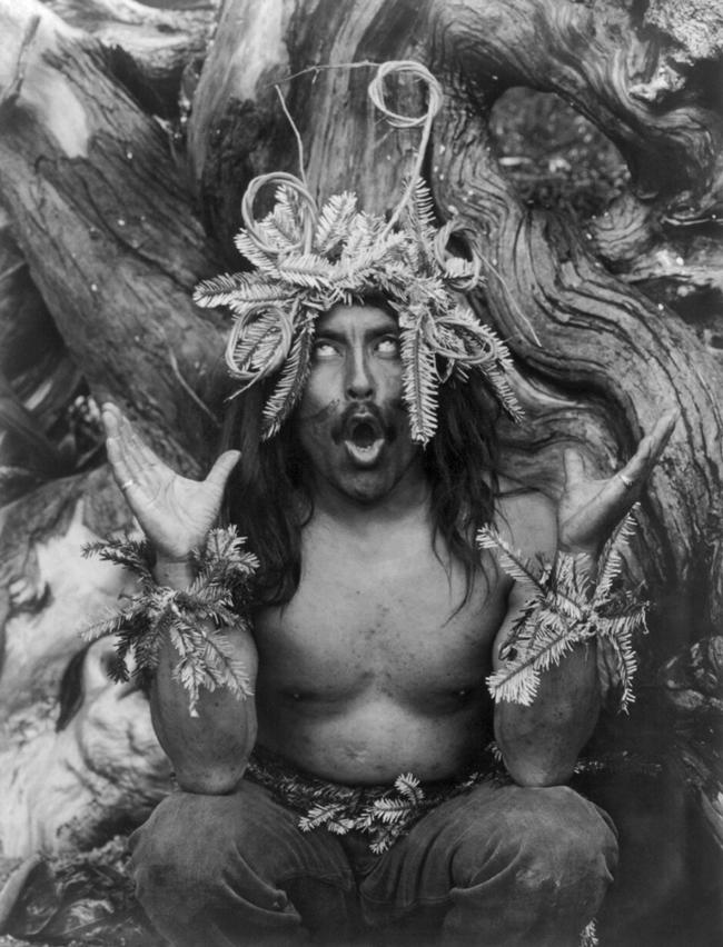 hamatsa shaman