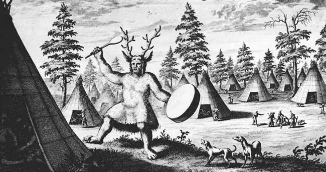 witsen shaman